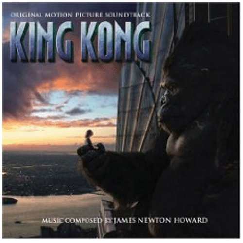 James Newton Howard A Fateful Meeting/Central Park (from King Kong) cover art