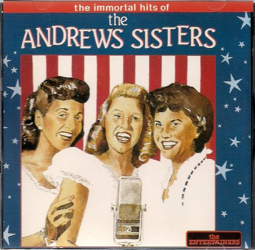 The Andrews Sisters Oh Johnny, Oh Johnny, Oh! cover art
