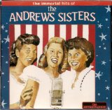 Oh Johnny, Oh Johnny, Oh! sheet music by The Andrews Sisters