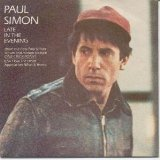 Late In The Evening sheet music by Paul Simon