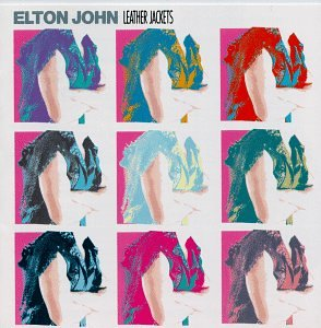 Elton John Heartaches All Over The World cover art