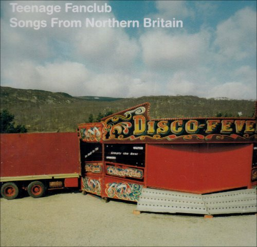 Teenage Fanclub Ain't That Enough cover art