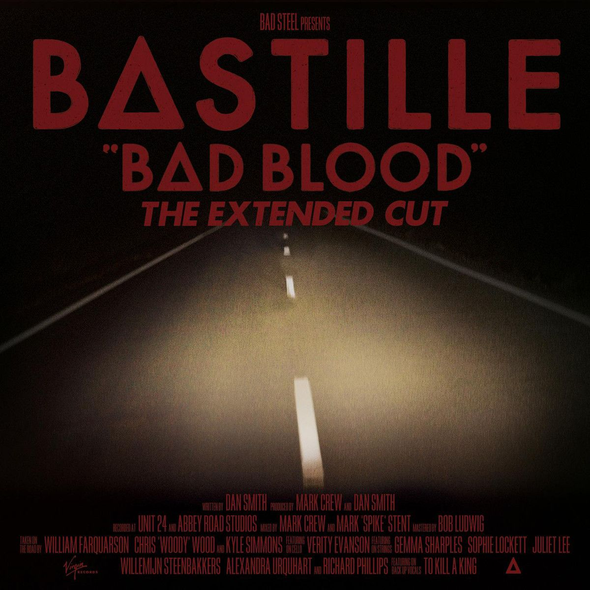 Bastille Laura Palmer cover art