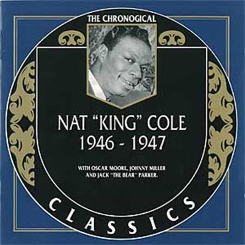 Nat King Cole Naughty Angeline cover art