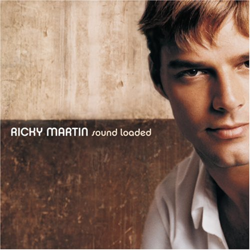 Ricky Martin with Christina Aguilera Nobody Wants To Be Lonely cover art