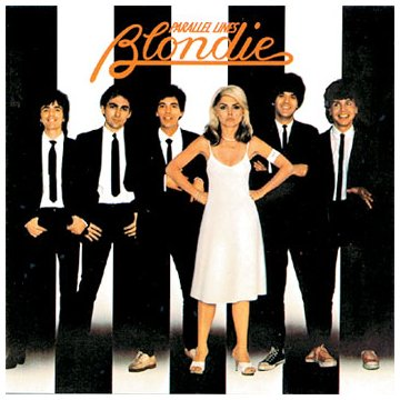 Blondie Heart Of Glass cover art