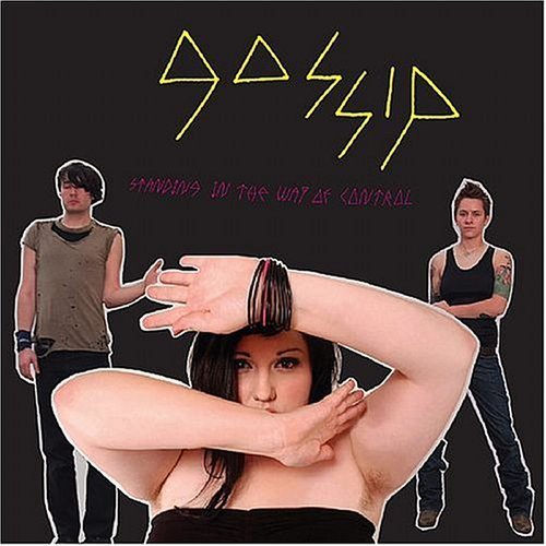 The Gossip Standing In The Way Of Control cover art