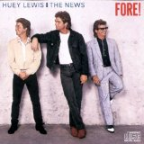 The Power Of Love sheet music by Huey Lewis & The News