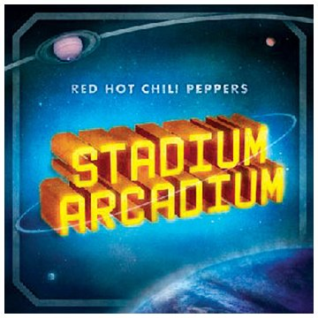Red Hot Chili Peppers Hard To Concentrate cover art