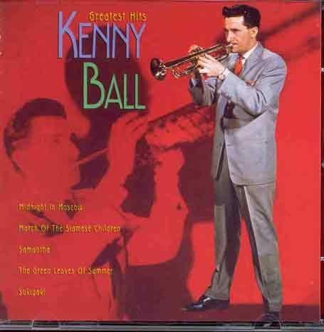 Kenny Ball So Do I cover art