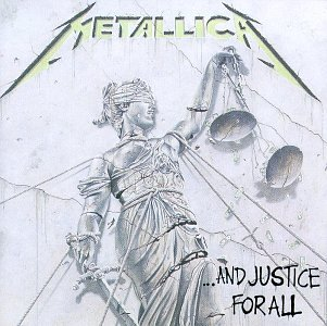 Metallica ...And Justice For All cover art