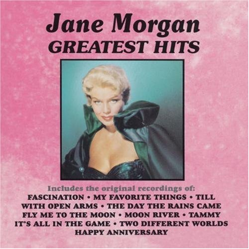 Jane Morgan The Day The Rains Came cover art