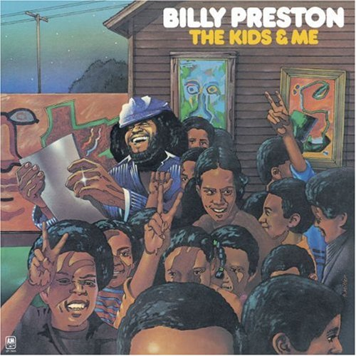 Billy Preston Nothing From Nothing cover art