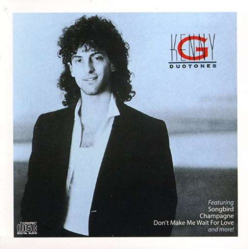 Kenny G Songbird cover art