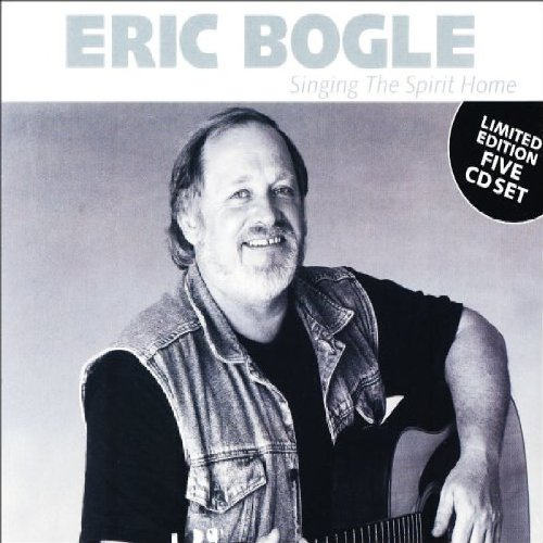 Eric Bogle Shelter cover art