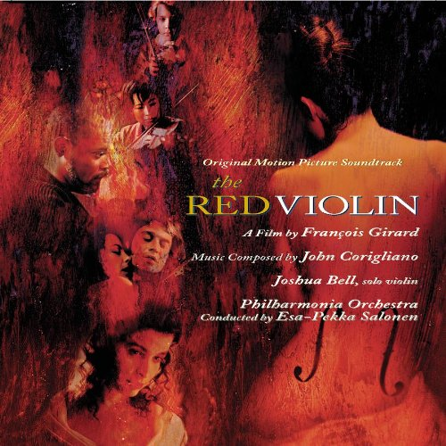 John Corigliano Anna's Theme (from The Red Violin) cover art