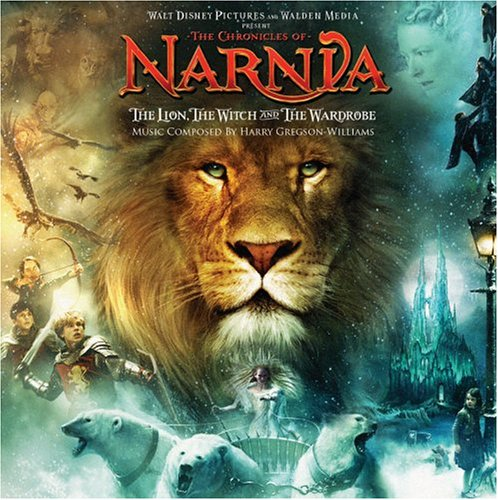 Harry Gregson-Williams A Narnia Lullaby cover art