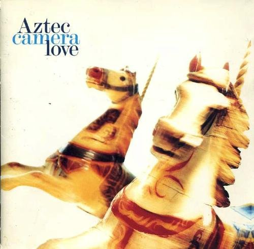 Aztec Camera Somewhere In My Heart cover art