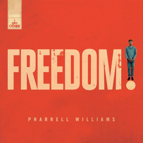 Freedom sheet music by Pharrell Williams