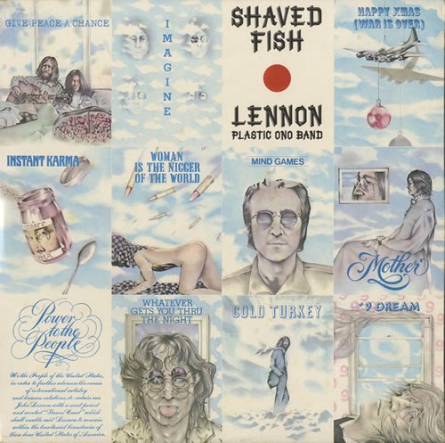 John Lennon My Mummy's Dead cover art