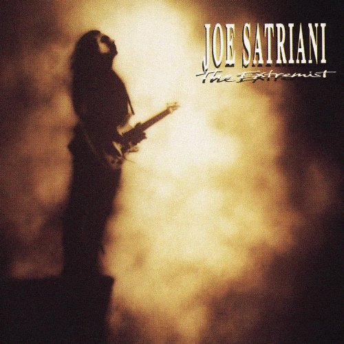 Joe Satriani The Extremist cover art