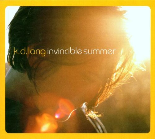 K.D. Lang Simple cover art