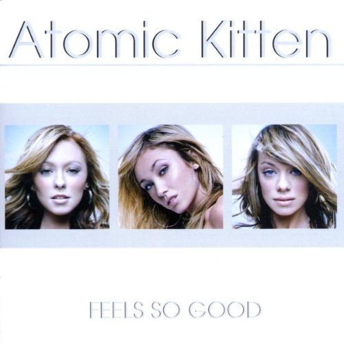 Atomic Kitten Walking On The Water cover art