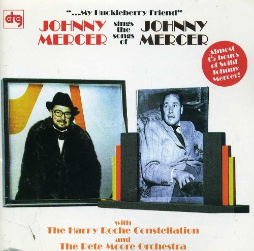 Johnny Mercer I'm Old Fashioned cover art