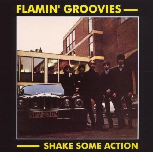 The Flamin' Groovies Shake Some Action cover art