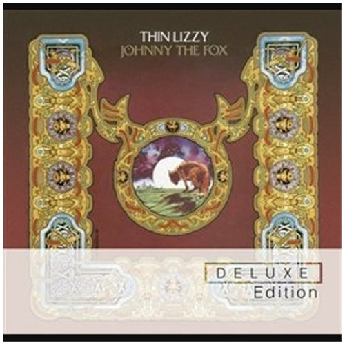 Thin Lizzy Don't Believe A Word cover art