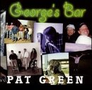 Pat Green George's Bar cover art