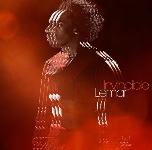Lemar Invincible cover art
