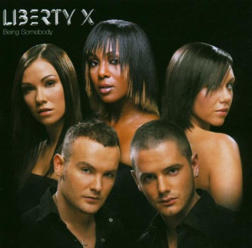 Liberty X Being Nobody cover art