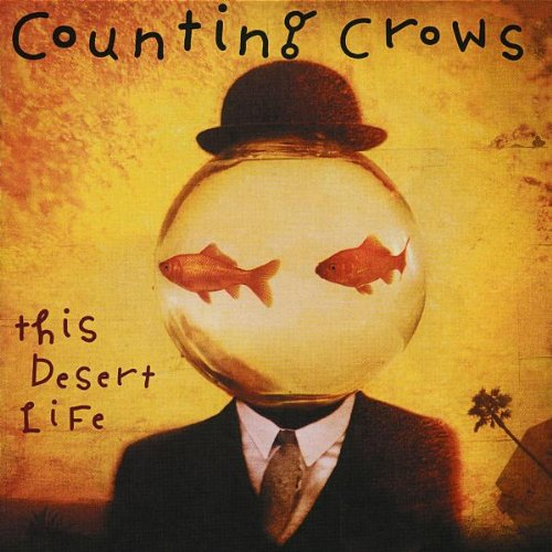 Counting Crows Hanginaround cover art