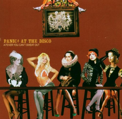 Panic! At The Disco I Write Sins Not Tragedies cover art