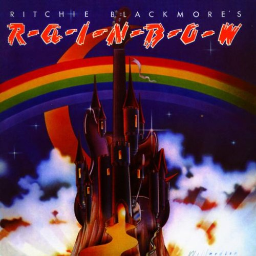 Rainbow Man On The Silver Mountain cover art