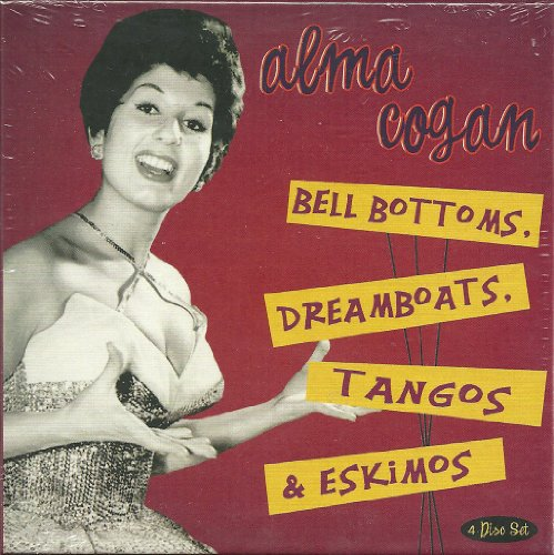 Alma Cogan Wyoming Lullaby cover art