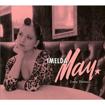 Imelda May Johnny Got A Boom Boom cover art