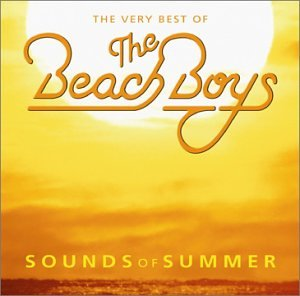 The Beach Boys California Girls cover art