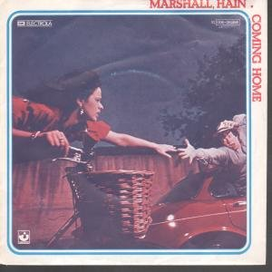 Marshall Hain Dancing In The City cover art