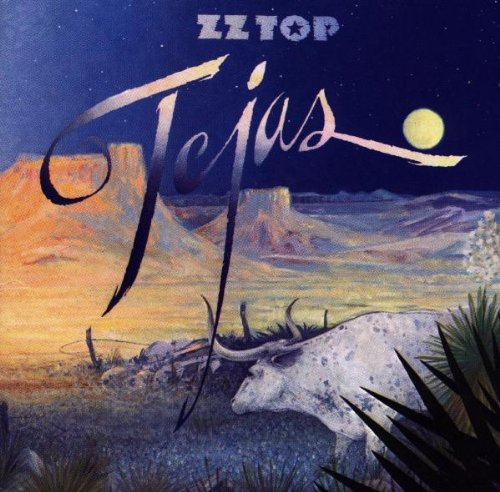ZZ Top It's Only Love cover art