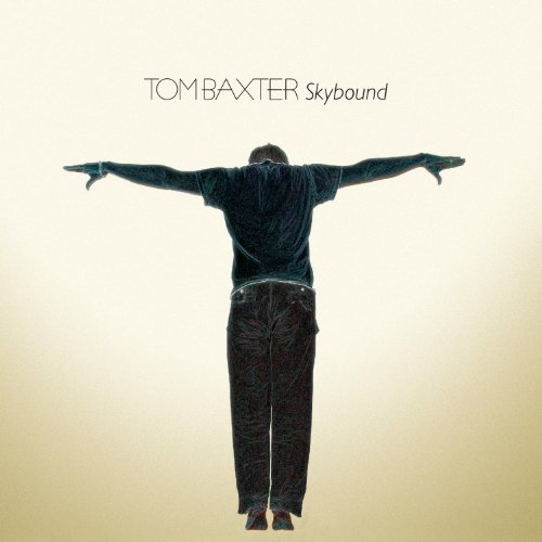 Tom Baxter Light Me Up cover art