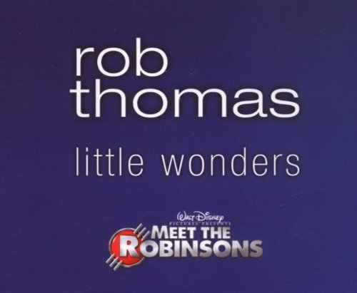 Little Wonders Sheet Music By Rob Thomas Piano Vocal Guitar