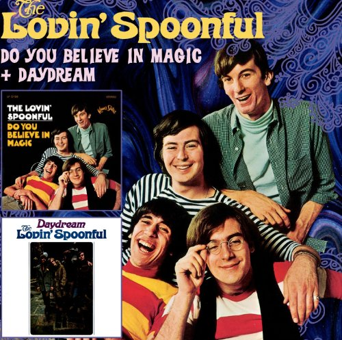 The Lovin' Spoonful Daydream cover art