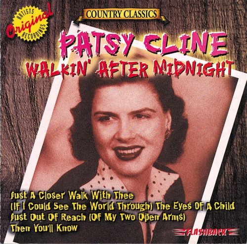 Patsy Cline Just A Closer Walk With Thee cover art