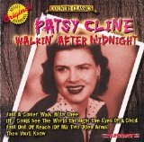 Just A Closer Walk With Thee sheet music by Patsy Cline