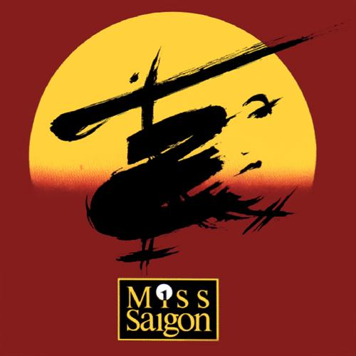 Boublil and Schonberg The American Dream (from Miss Saigon) cover art