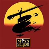 The American Dream (from Miss Saigon) sheet music by Boublil and Schonberg