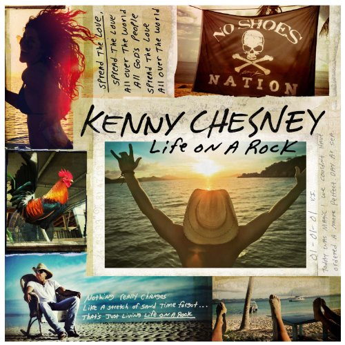 Kenny Chesney Pirate Flag cover art