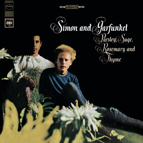 Simon & Garfunkel The Dangling Conversation cover art